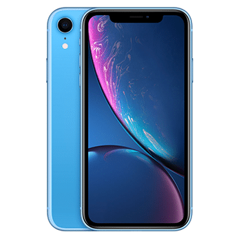 iPhone XR with Unlocked Repaired Screen