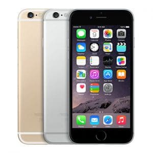 iPhone 6 with Unlocked Repaired Screen