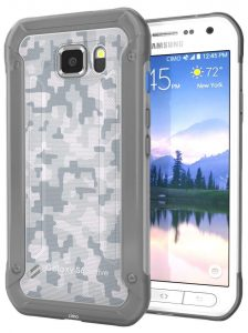 Samsung Galaxy S6 Active with unlocked repaired screen