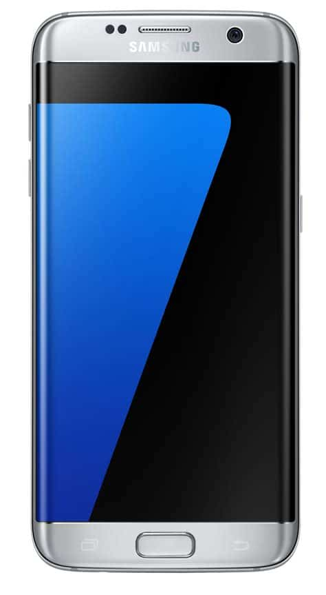 Samsung Galaxy S7 with unlocked repaired screen