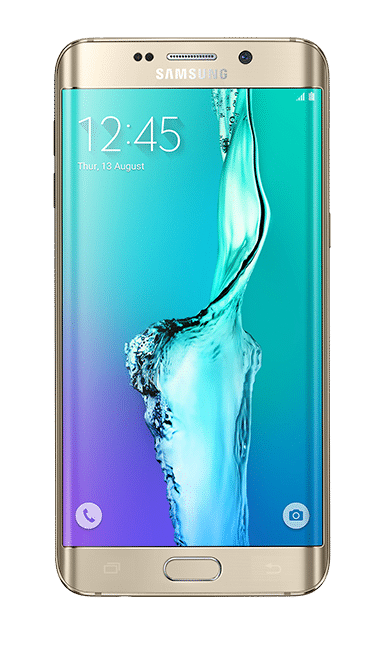 Samsung Galaxy S6 Edge with unlocked repaired screen