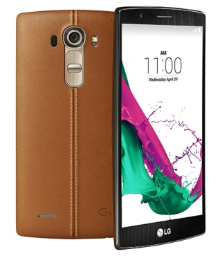 LG G4 with unlocked repaired screen