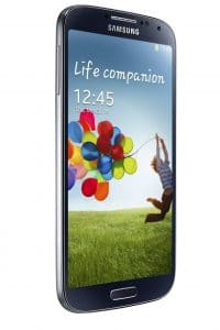 Samsung Galaxy S4 with unlocked repaired screen