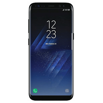 Samsung Galaxy S8 with unlocked repaired screen