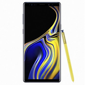 Samsung Note 9 with unlocked repaired screen