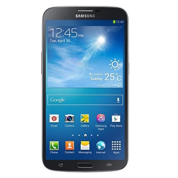 Samsung Mega with unlocked repaired screen