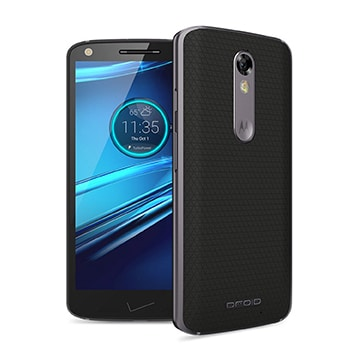 Motorola Droid Turbo 2 with unlocked repaired screen