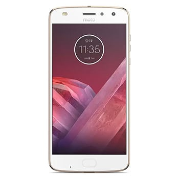 Motorola Z2 Play Smartphone with unlocked and repaired screen