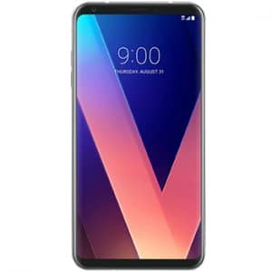 LG V30 Smartphone with unlocked and repaired screen